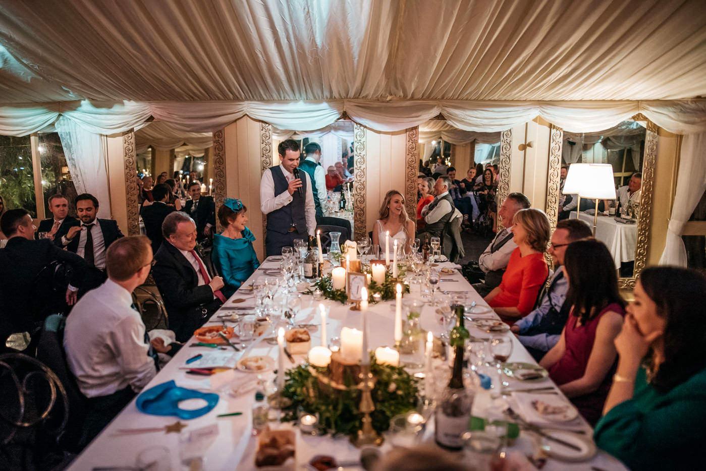 Ballybeg House Wedding 107