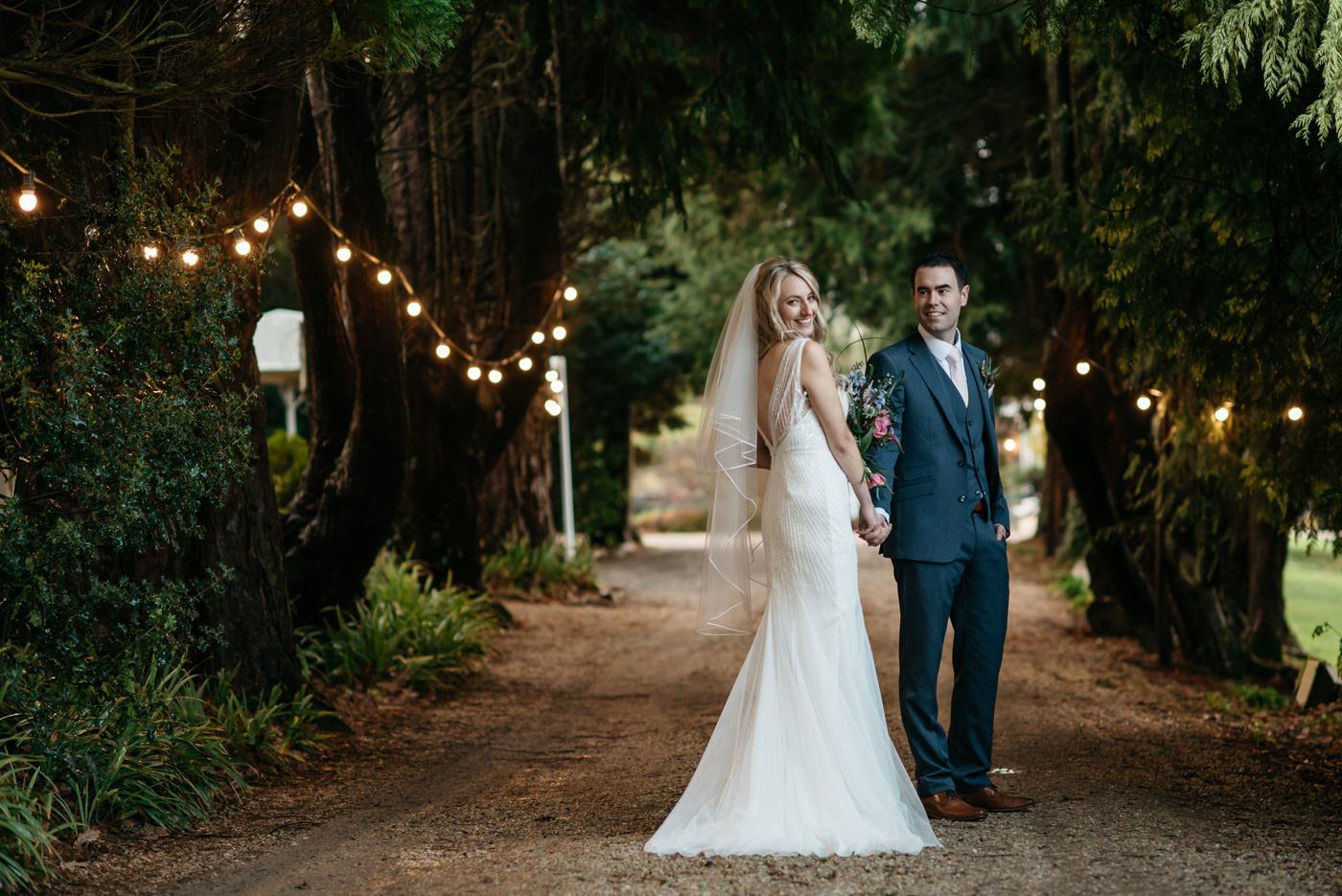 Wedding photography at House wedding