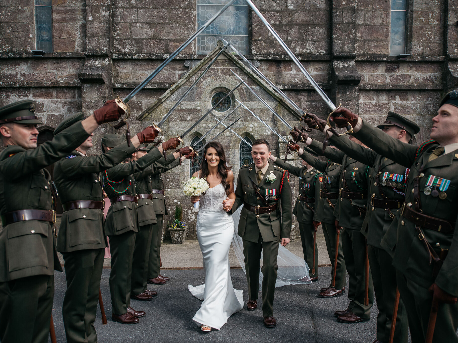Faithlegg House Wedding Waterford 6