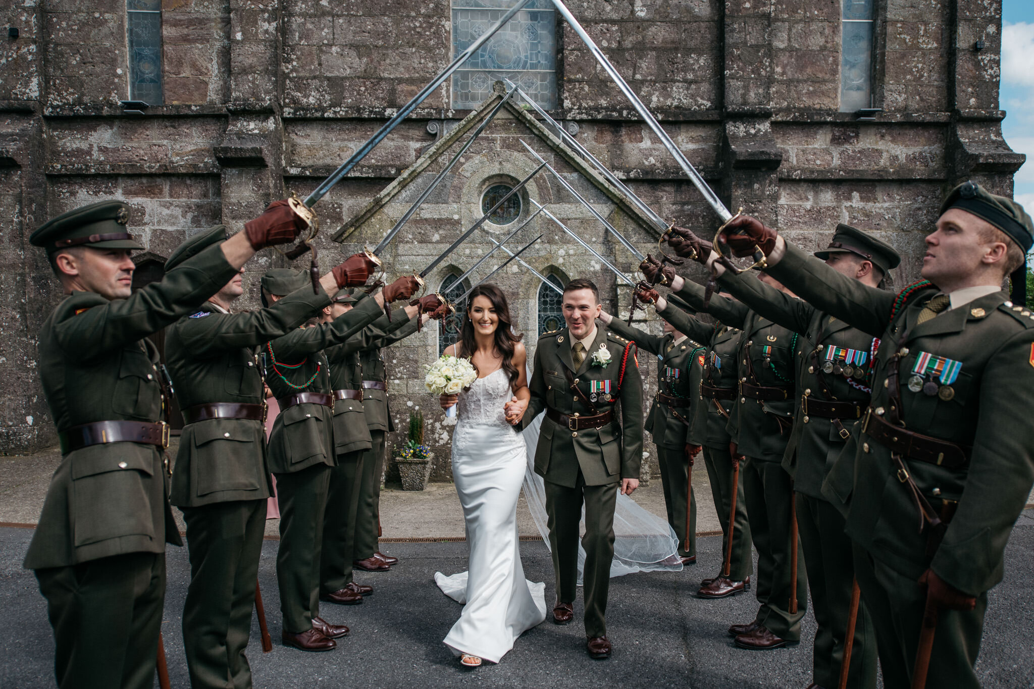 Faithlegg House Wedding Waterford 4