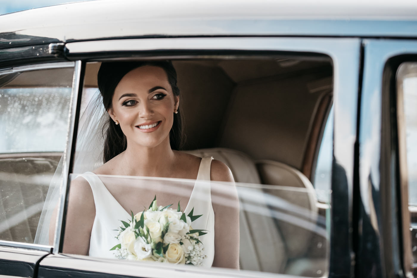 Kilkea Castle Wedding in Kildare 20