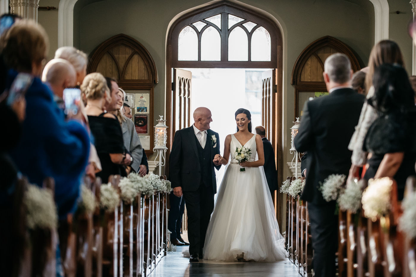 Kilkea Castle Wedding in Kildare 21