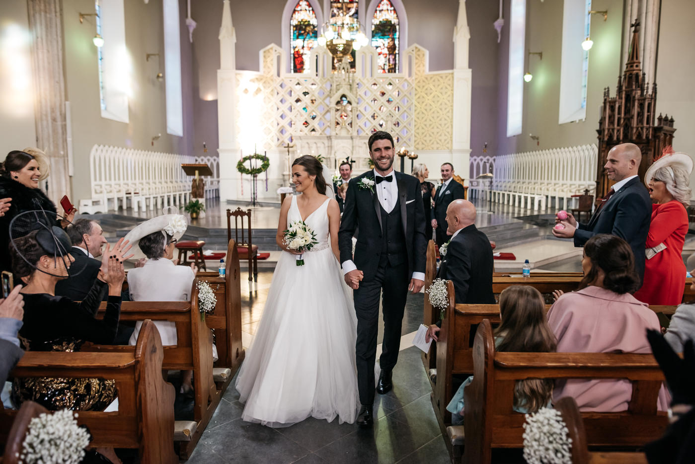 Kilkea Castle Wedding in Kildare 28
