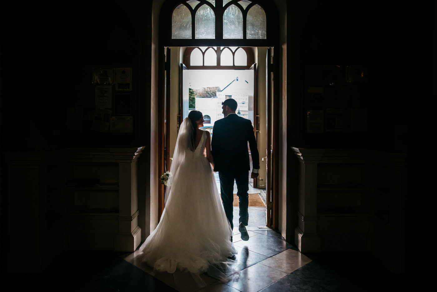 Kilkea Castle Wedding in Kildare 29