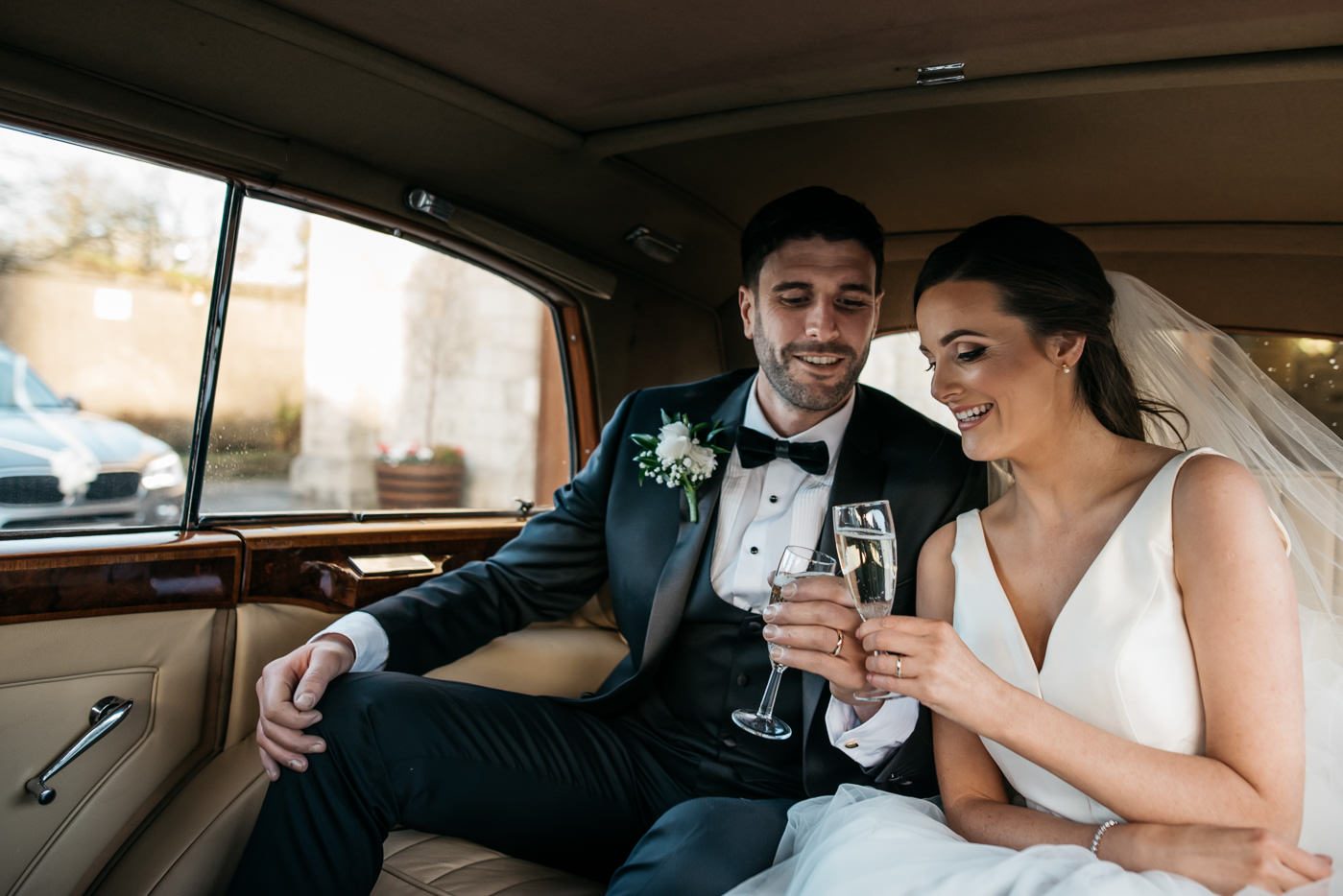 Kilkea Castle Wedding in Kildare 31