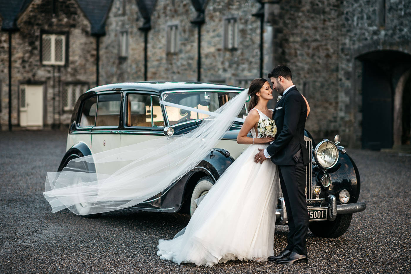 Kilkea Castle Wedding in Kildare 32