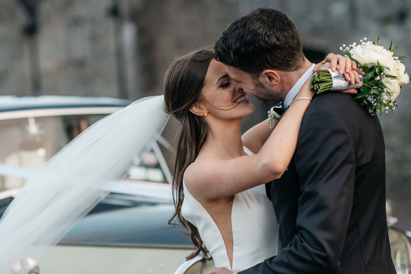 Kilkea Castle Wedding in Kildare 33