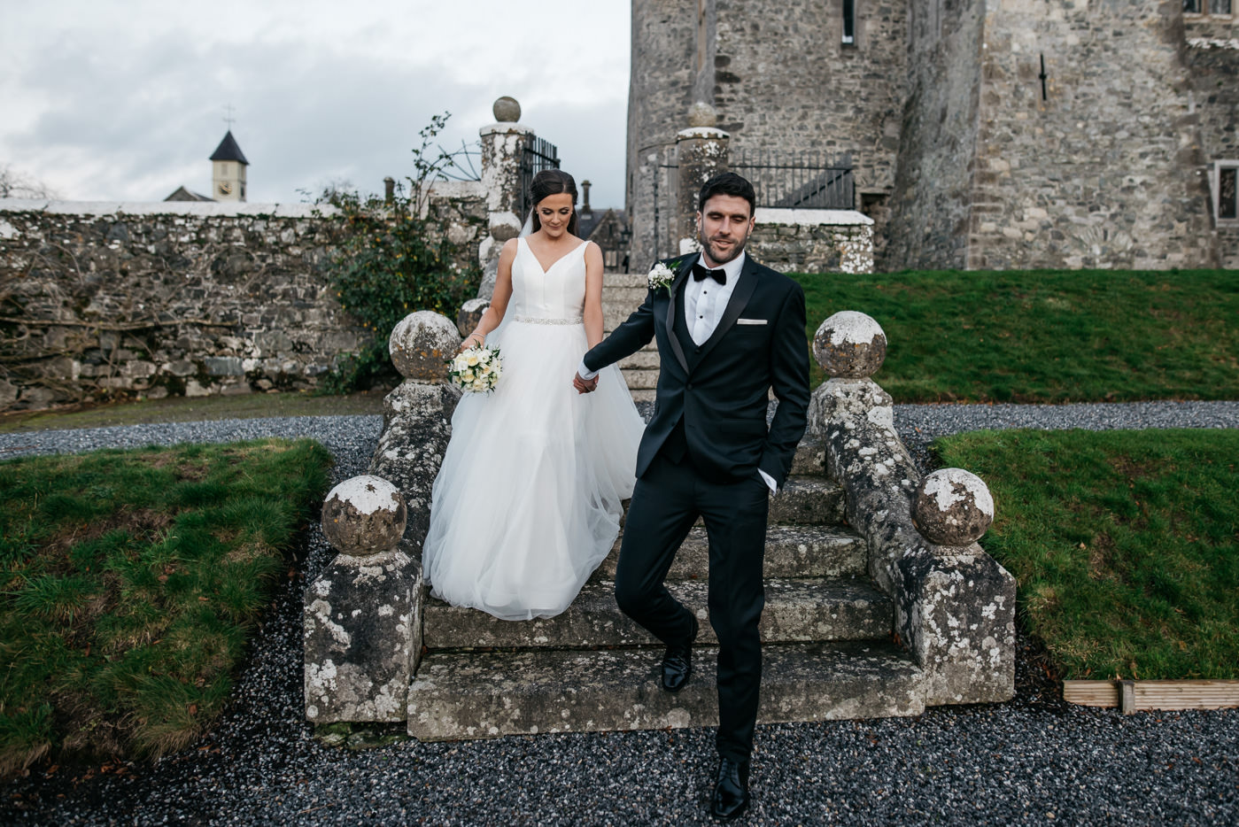 Kilkea Castle Wedding in Kildare 48