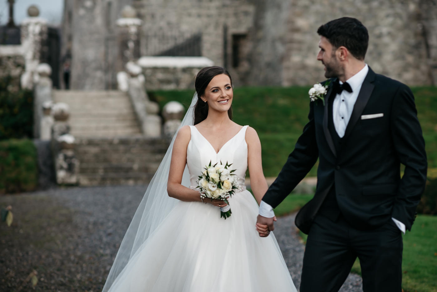 Kilkea Castle Wedding in Kildare 49