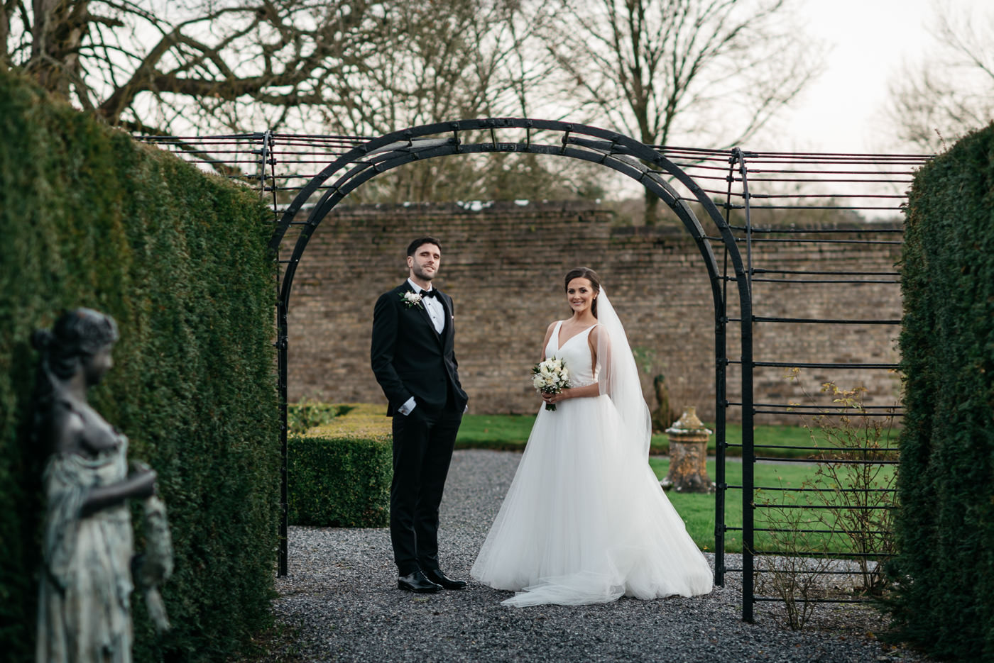 Kilkea Castle Wedding in Kildare 50