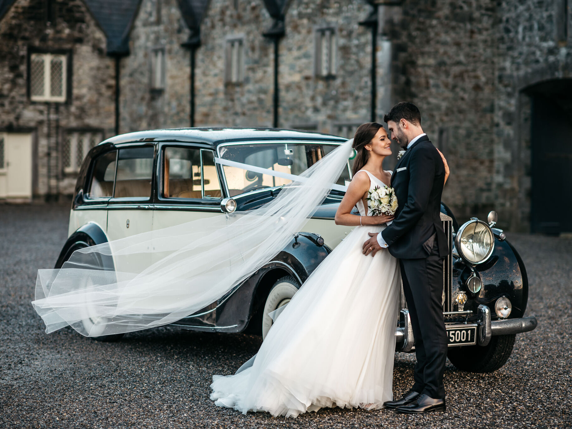 Kilkea Castle Wedding in Kildare 3