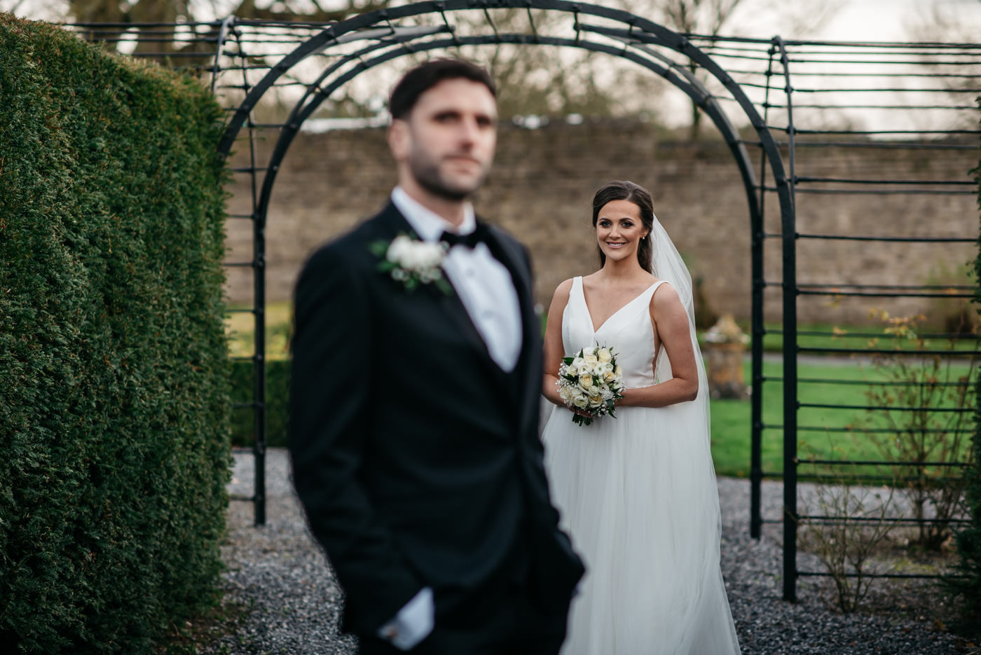 Kilkea Castle Wedding in Kildare 51