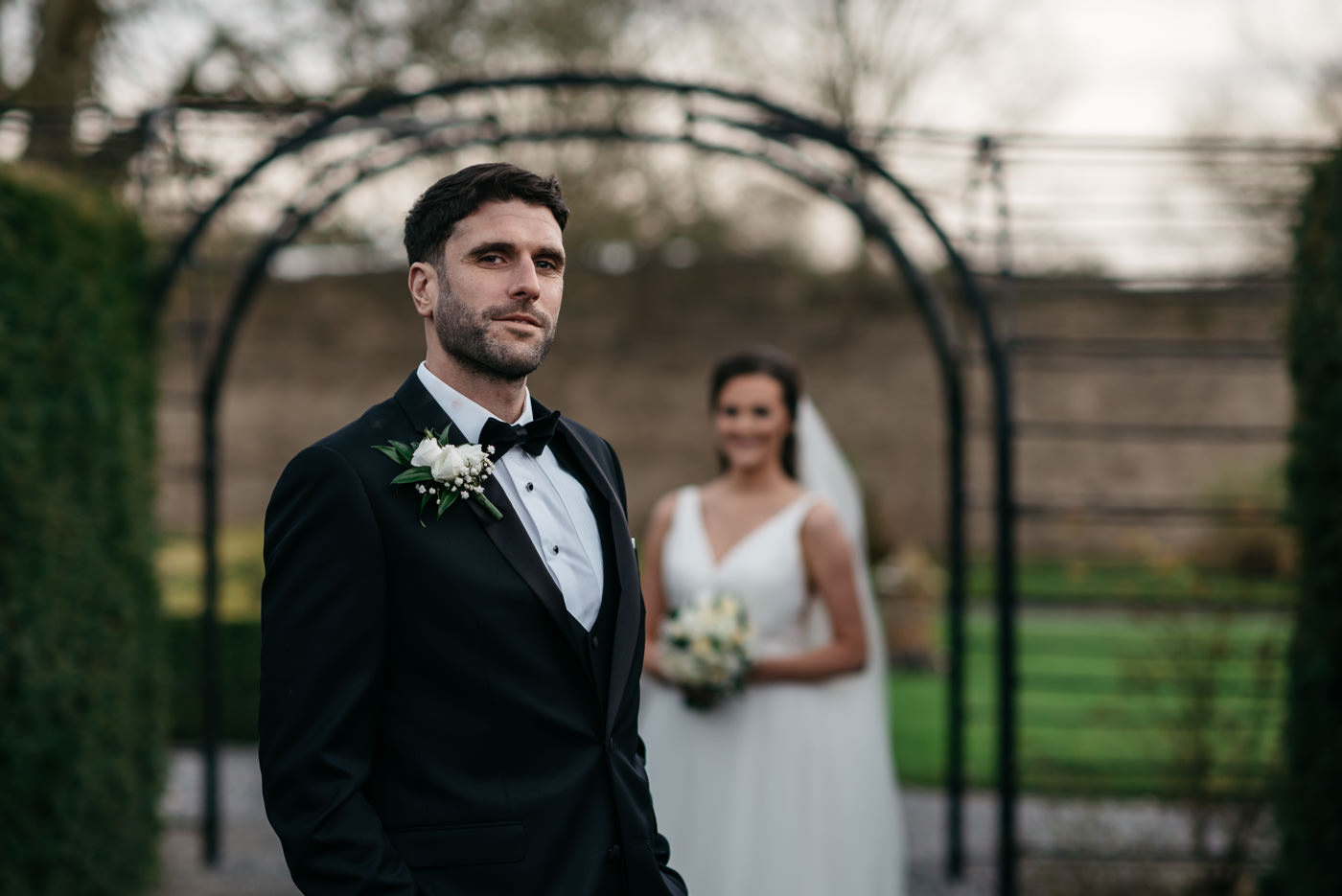 Kilkea Castle Wedding in Kildare 52