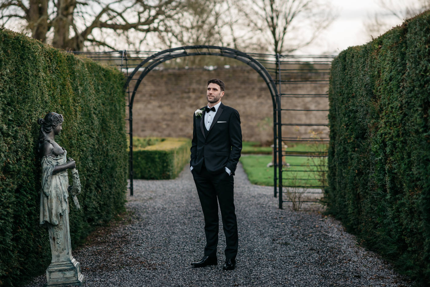 Kilkea Castle Wedding in Kildare 53