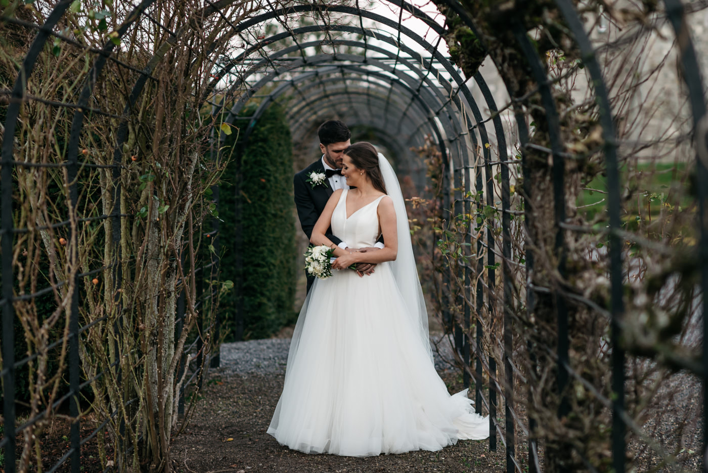 Kilkea Castle Wedding in Kildare 56