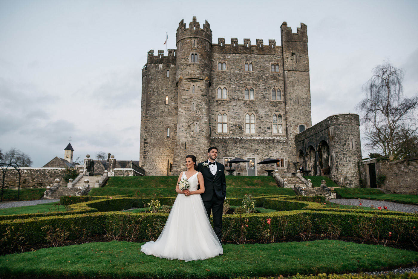 Kilkea Castle Wedding 61