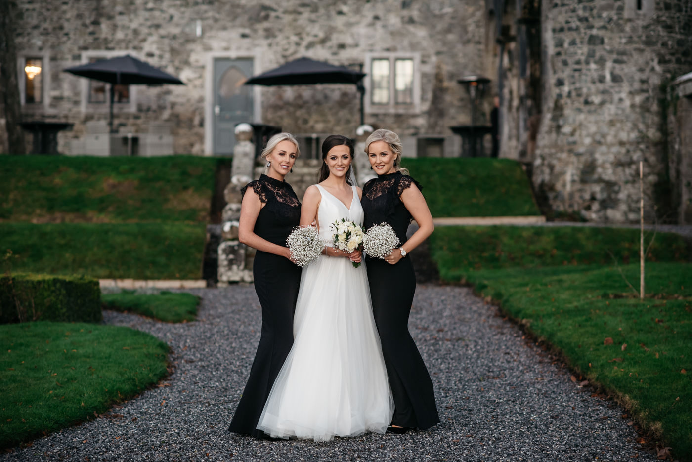 Kilkea Castle Wedding in Kildare 45