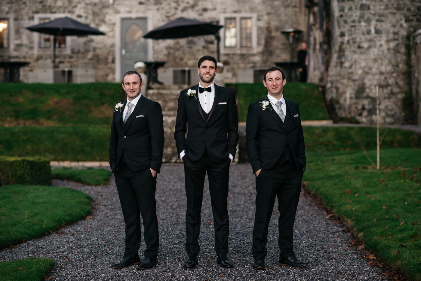 Kilkea Castle Wedding in Kildare 47