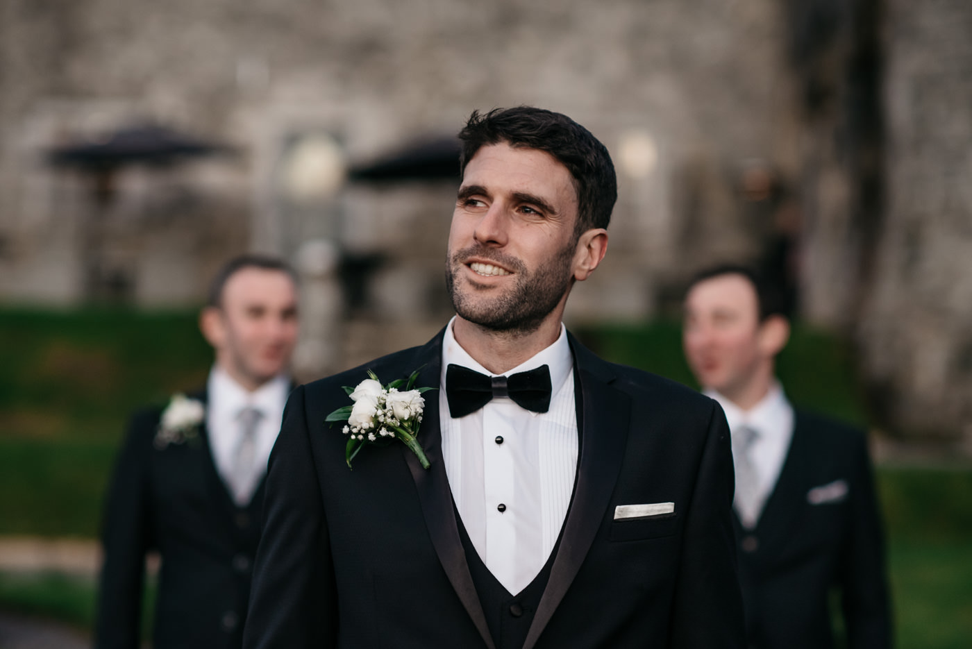 Kilkea Castle Wedding in Kildare 46