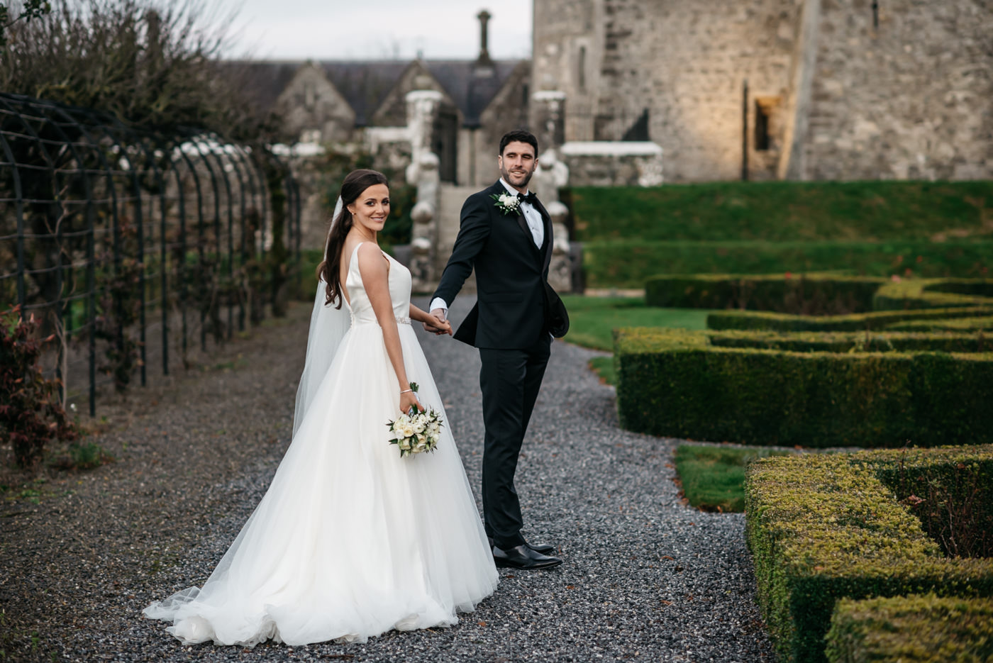 Kilkea Castle Wedding in Kildare 62
