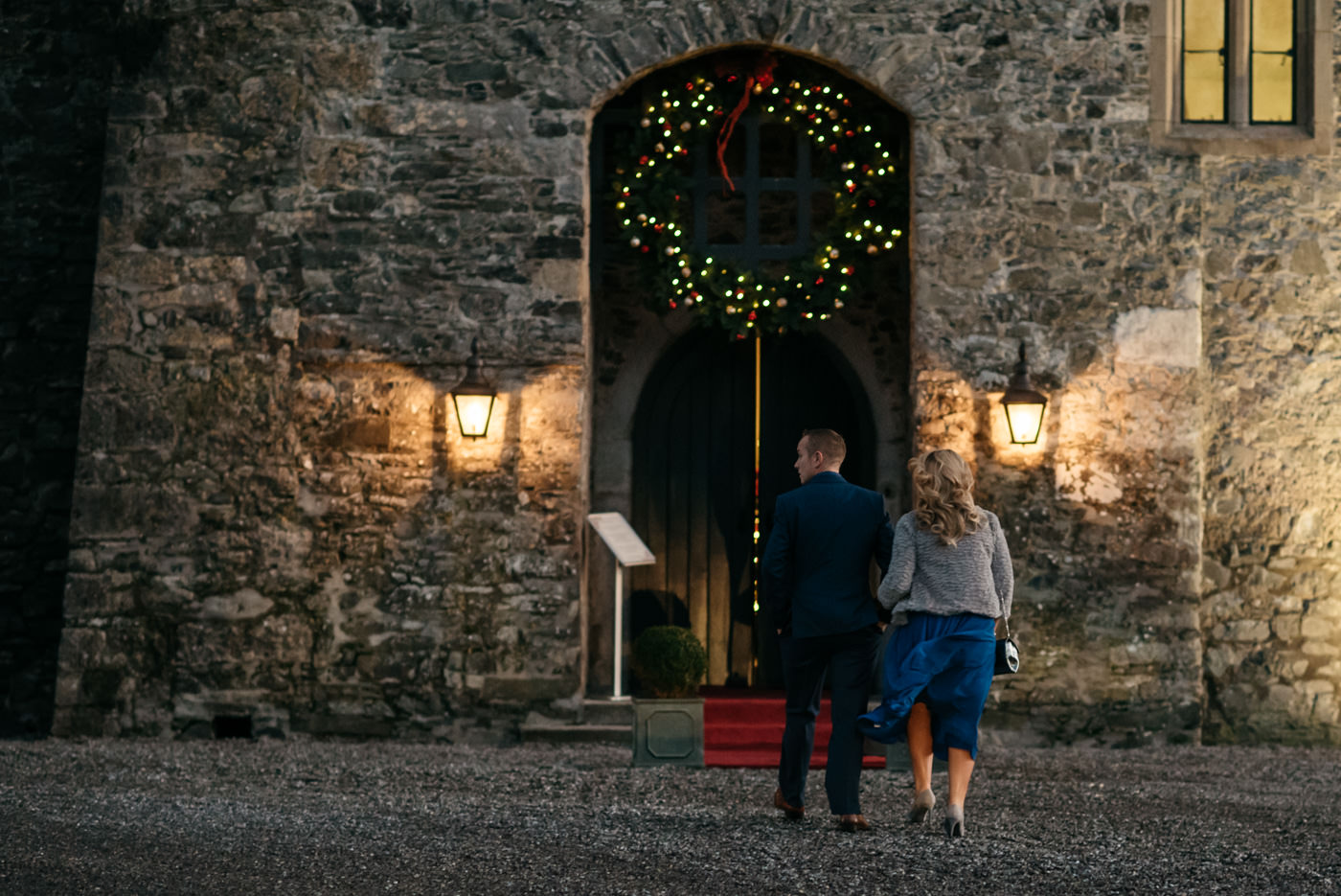 Kilkea Castle Wedding in Kildare 63