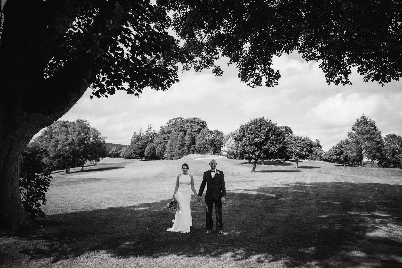 Tulfarris Hotel Wedding Golf Resort Wicklow 50
