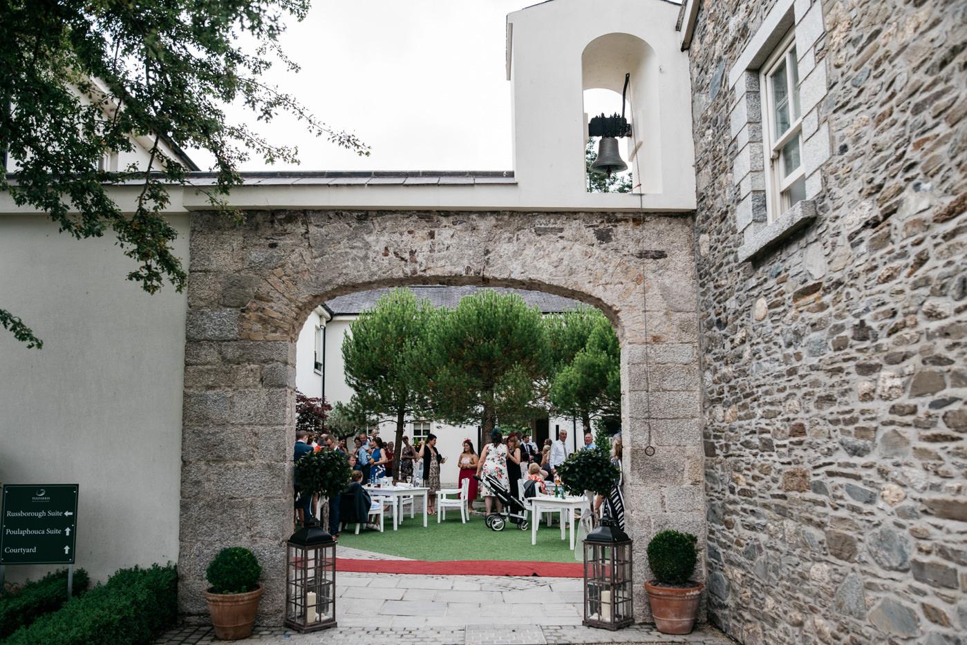Tulfarris Hotel Wedding Golf Resort Wicklow 60