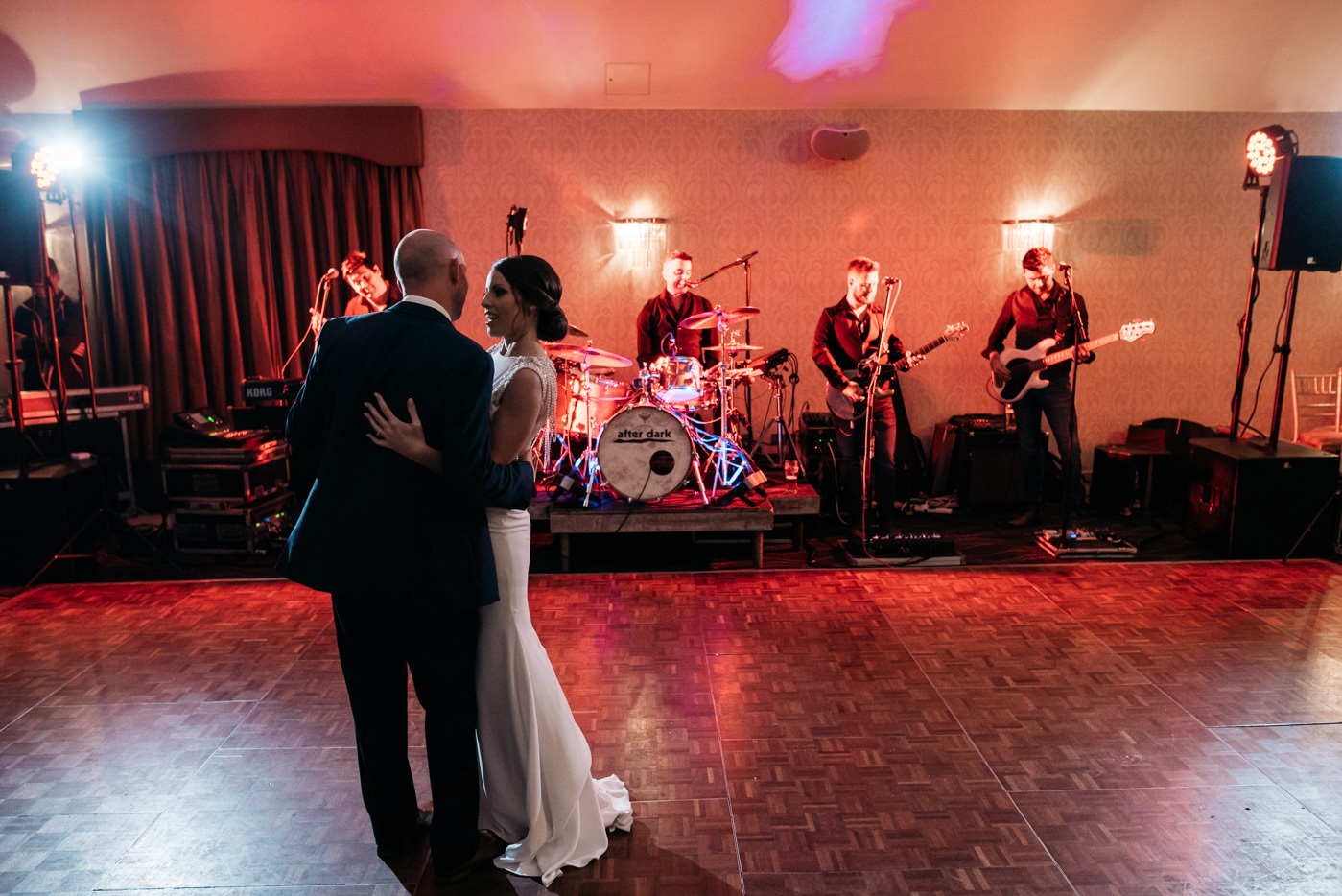 Tulfarris Hotel Wedding Golf Resort Wicklow 89