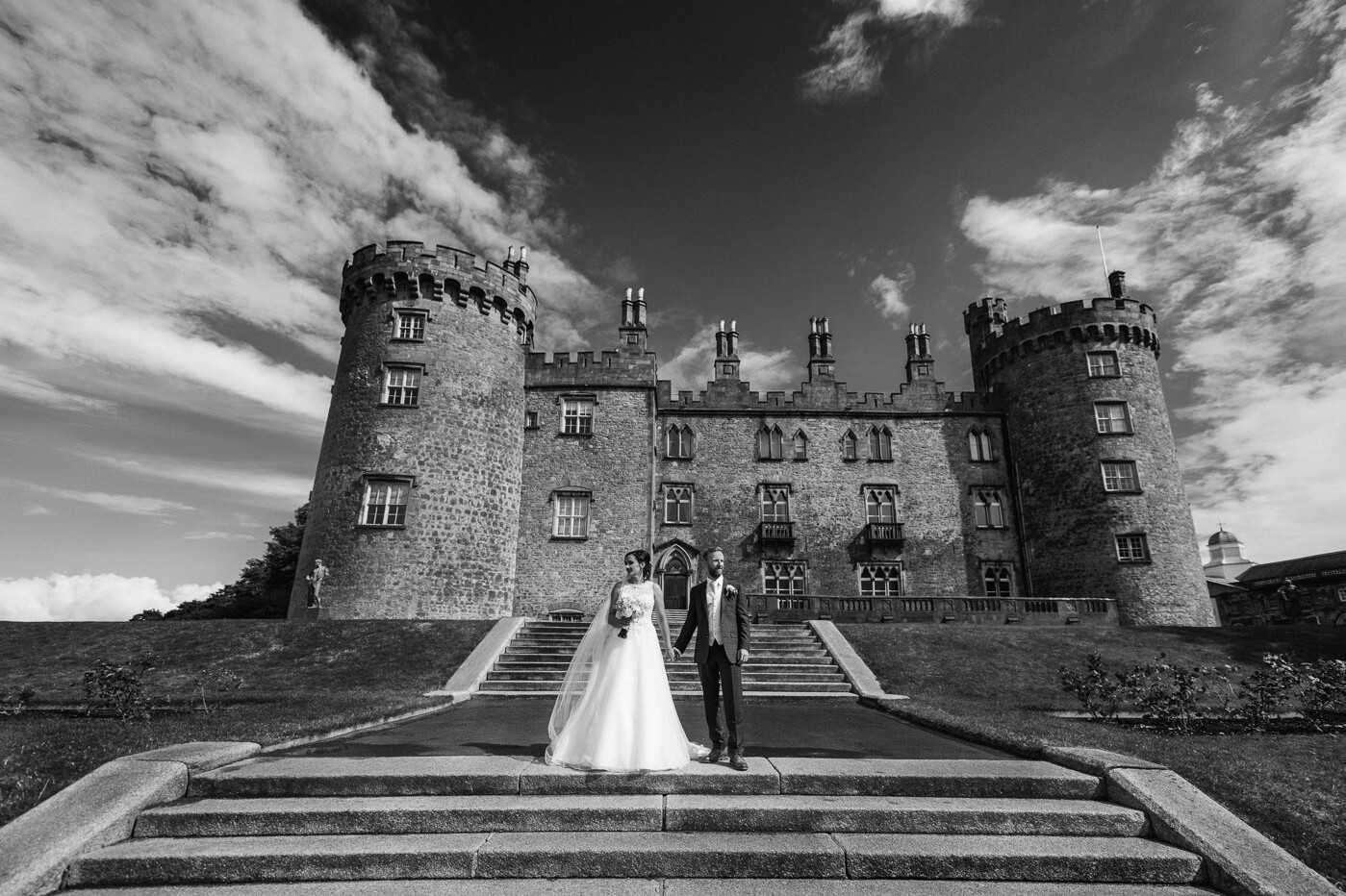 Kilkenny Castle Wedding 5