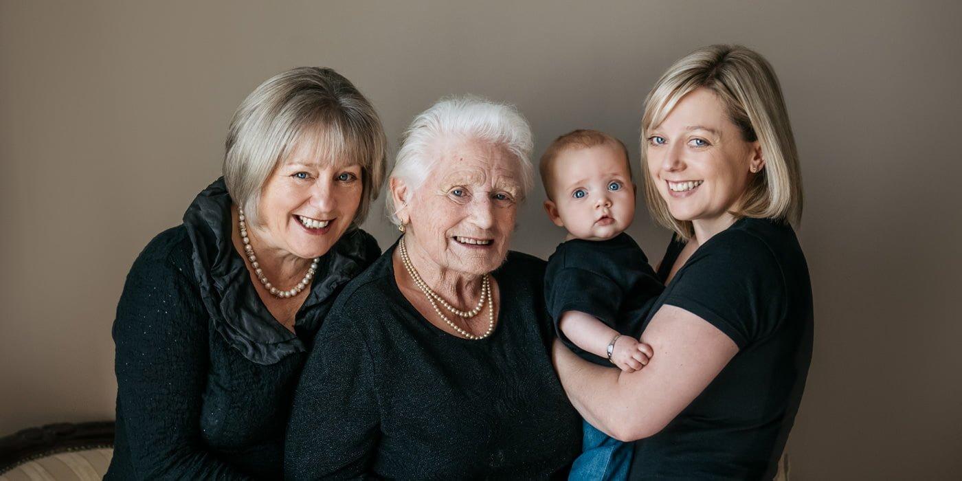 Family portrait photography Wicklow 1