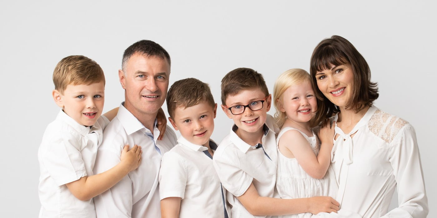 Family portrait photographers carlow Touch Photography