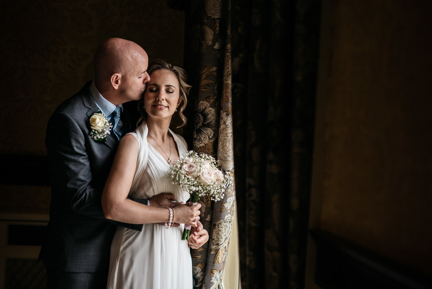 Radisson Blu Dublin St Helens Wedding Photography 10
