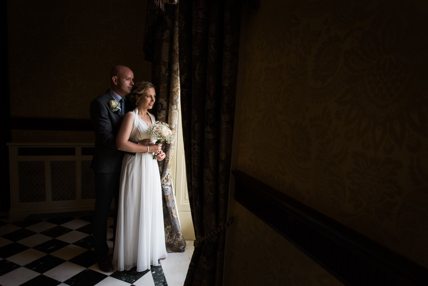 Radisson Blu Dublin St Helens Wedding Photography 12