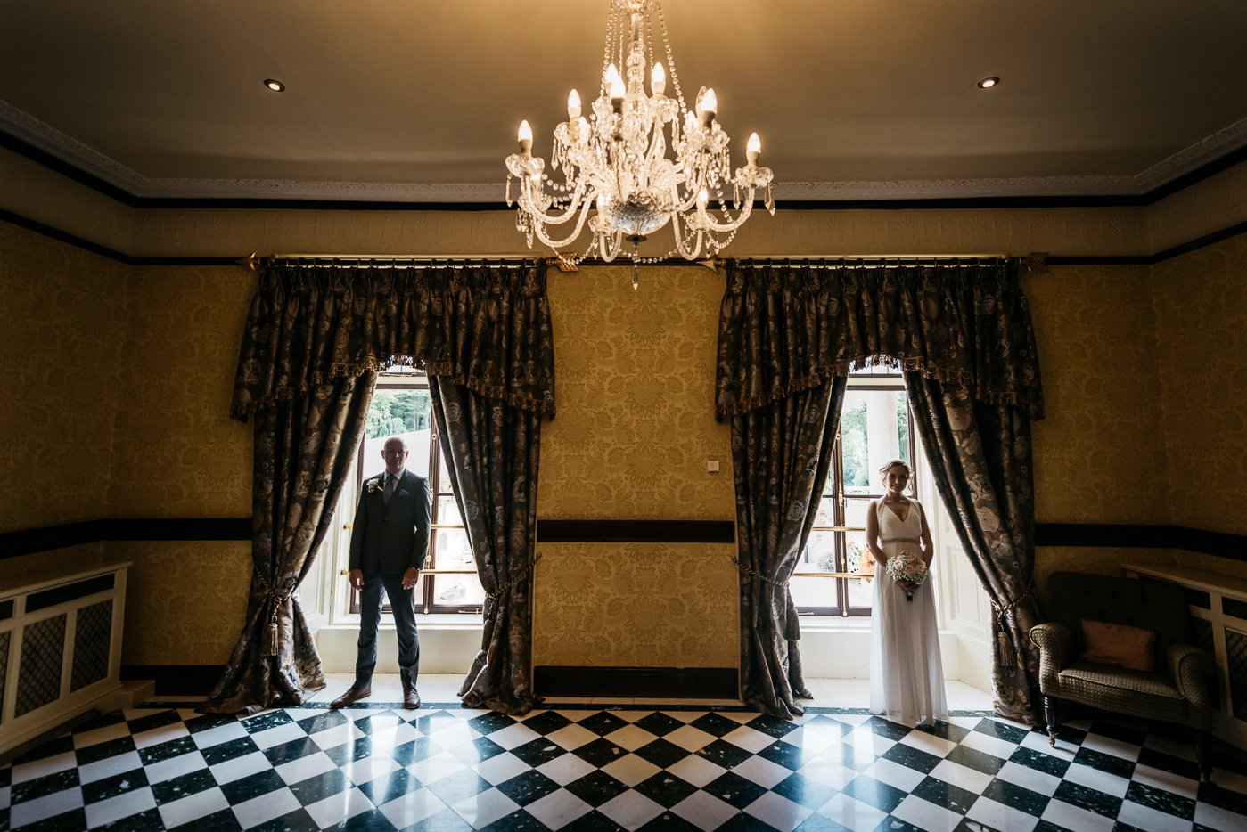 Radisson Blu Dublin St Helens Wedding Photography 16