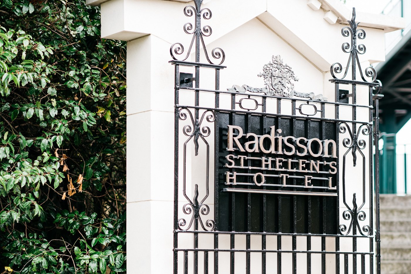 Radisson Blu Dublin St Helens Wedding Photography 2