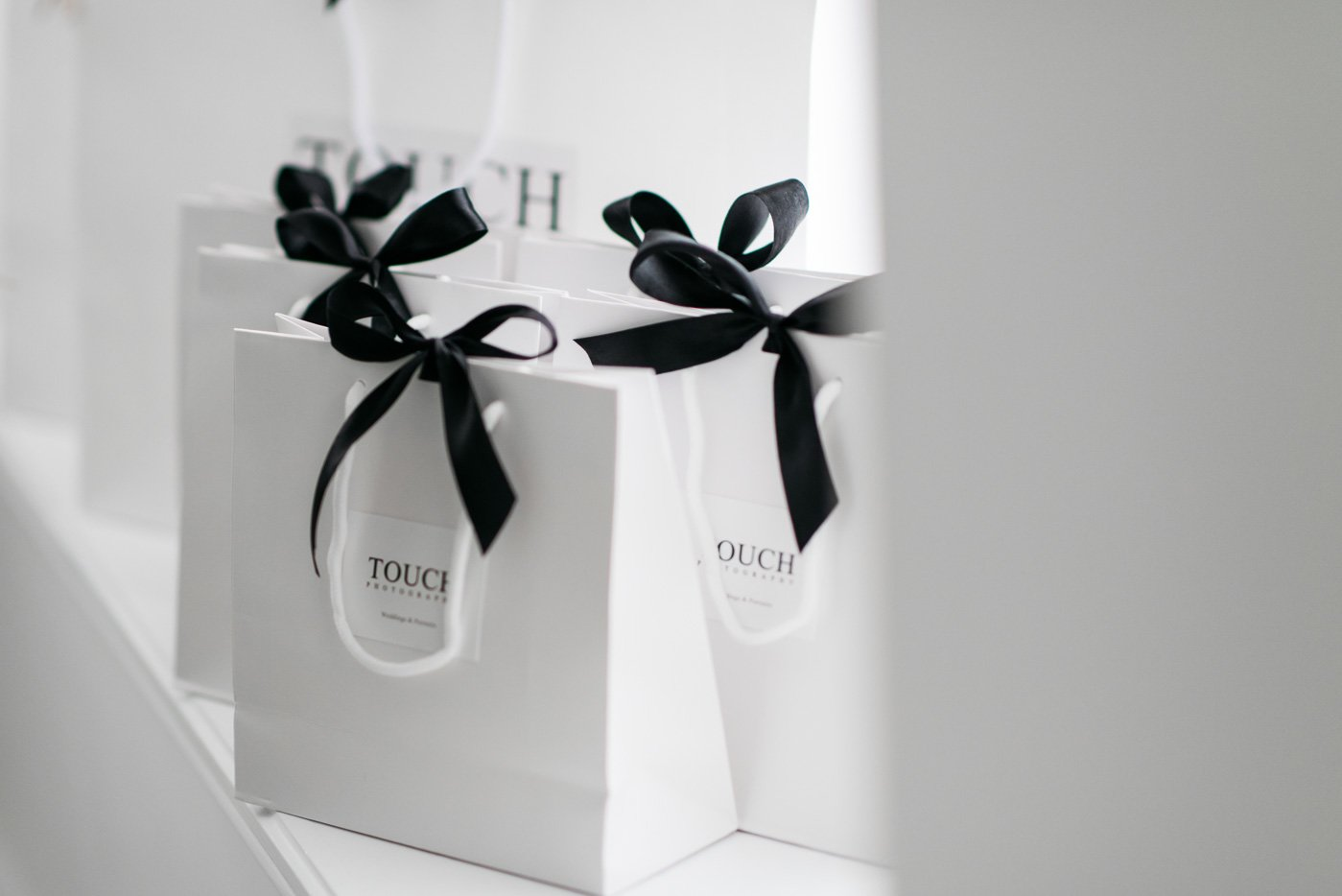 Gift Card with gift bag