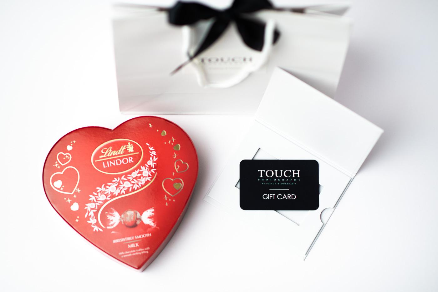 Valentine's Day Gift Card FREE Chocolate 2